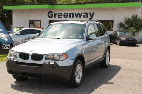 2004 BMW X3 **MINT CONDITION** We Finance Everyone!!!