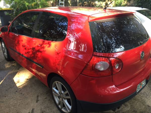 2007 VW Rabbit Manual for sale