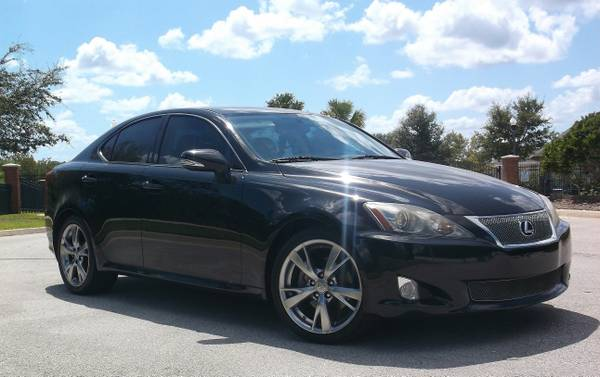 2010 LEXUS IS 250 LOW MILES *FINANCING AVAILABLE *