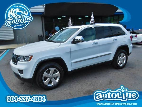 2013 Jeep Grand Cherokee Limited SUV Grand Cherokee Jeep