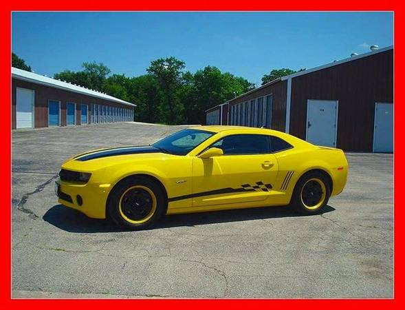 CHECK THIS OUT!! 2012 Chevy Camaro