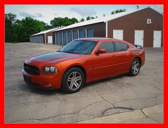 Powerful!! 2006 Dodge Charger, r/t, hemi==>>
