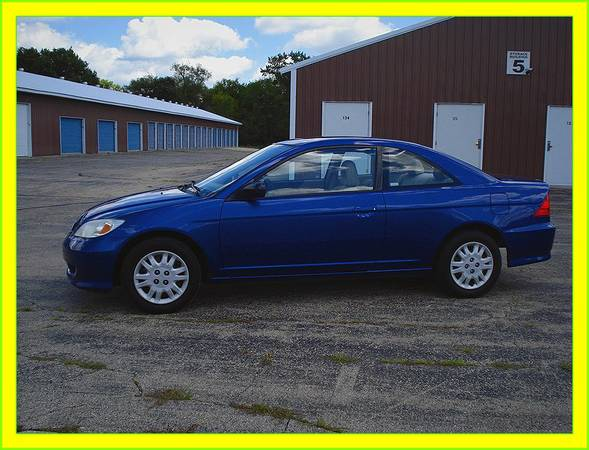 {{{2005}} HONDA CIVIC, click here for more info