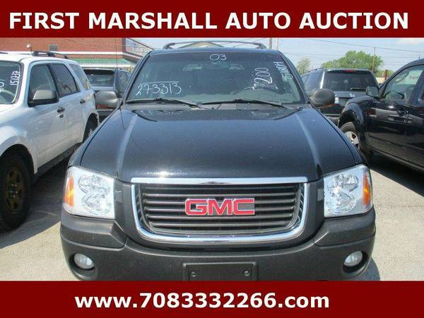 2003 GMC Envoy SLE 4WD 4dr SUV - First Marshall Auto Auction