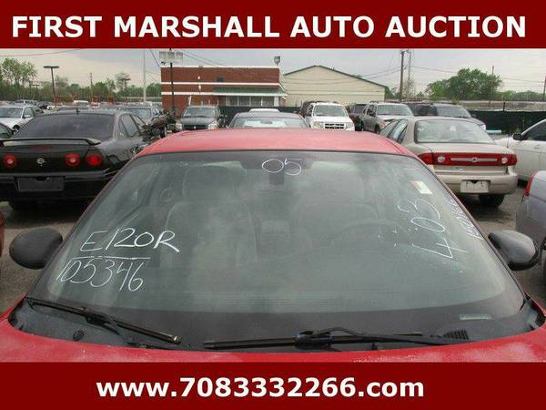2005 Chevrolet Monte Carlo LS 2dr Coupe - First Marshall Auto Auction