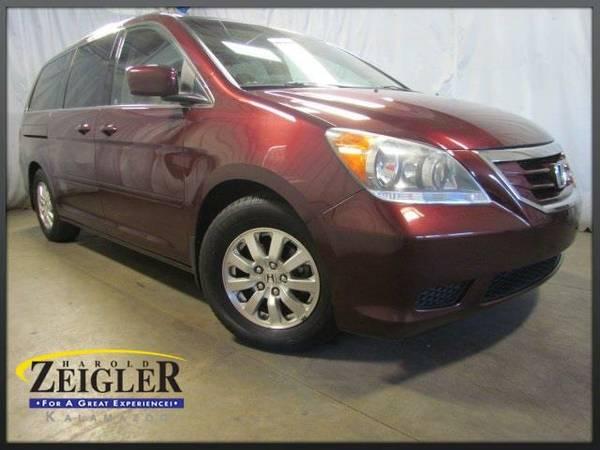 2010 *Honda Odyssey* EX - Red