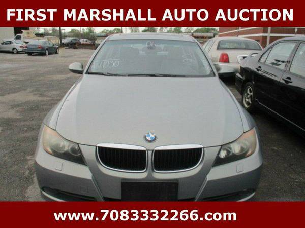 2006 BMW 3 Series 325xi AWD 4dr Sedan - First Marshall Auto Auction