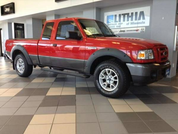 2008 FORD RANGER low 30,126 miles