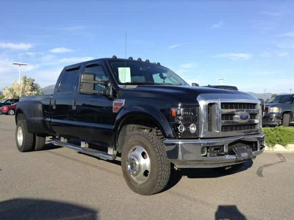 2008 FORD F350 DRW