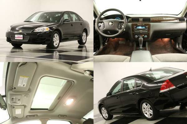 *SPORTY IMPALA w SUNROOF* 2015 Chevy *ONLY 24,053 MILES-REMOTE START*