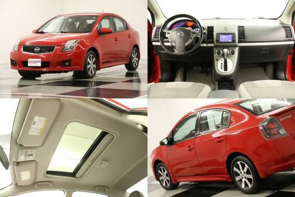 *SUNROOF - $176/MO* 2012 Nissan *SENTRA - 34 MPG HWY*
