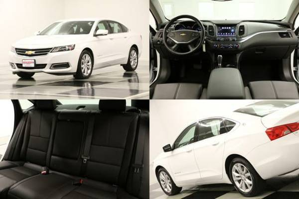 *IMPALA w 3.6L V8 Engine* 2016 Chevy *LEATHER - 1 OWNER*
