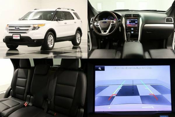 *LEATHER - EXPLORER* 2015 Ford *CAMERA - 7 PASSENGER*
