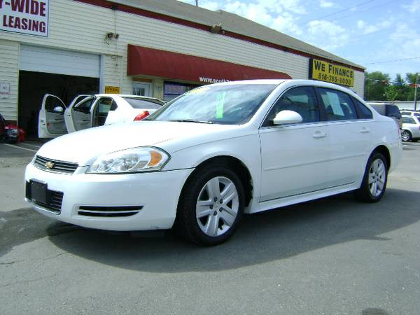 2011 Chevy Impala LS I Finance Everybody Apply Online Today ! ! !