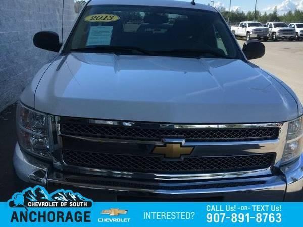 2013 Chevrolet Silverado 1500 LT (You Save $915 Below KBB Retail)