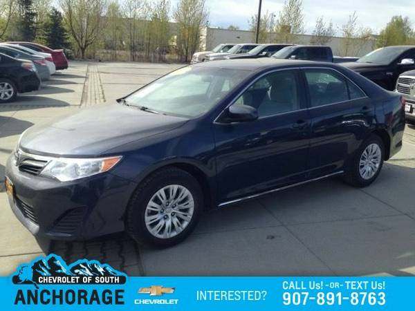2014 Toyota Camry LE (You Save $2,140 Below KBB Retail)