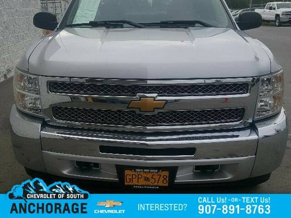 2013 Chevrolet Silverado 1500 LT (You Save $503 Below KBB Retail)