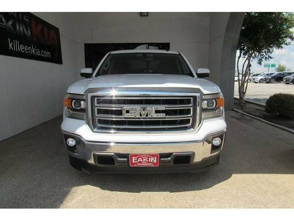 2014 *GMC Sierra 1500* SLE - (White Diamond Tricoat)