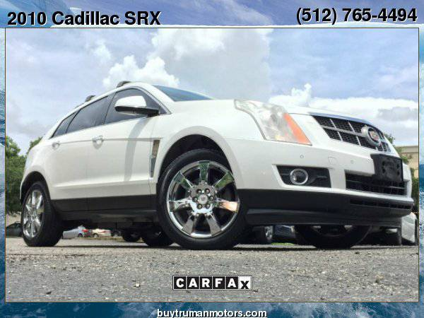 2010 Cadillac SRX Performance Collection Loaded w/ Warranty