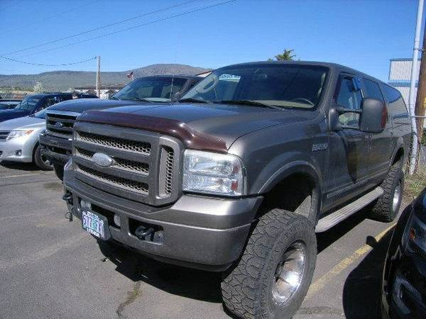 2005 FORD EXCURSION LIMITED - Contact Dealer