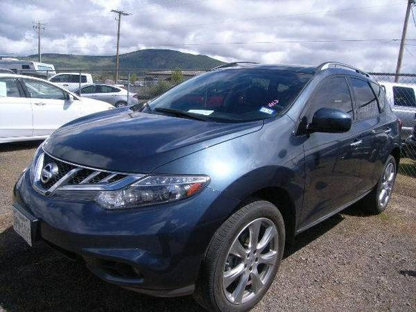 2014 NISSAN MURANO LE - Contact Dealer