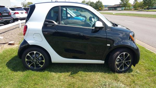 New Smart Car great tow vehicle for RV pull behind