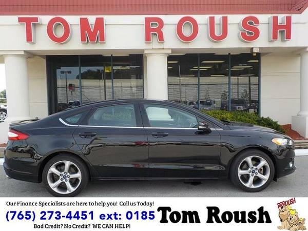 2016 *Ford Fusion* SE - BAD CREDIT OK!
