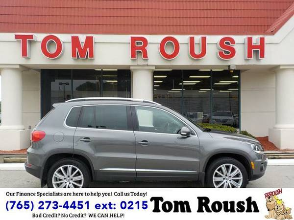 2013 *Volkswagen Tiguan* SE w/Sunroof & Nav - BAD CREDIT OK!