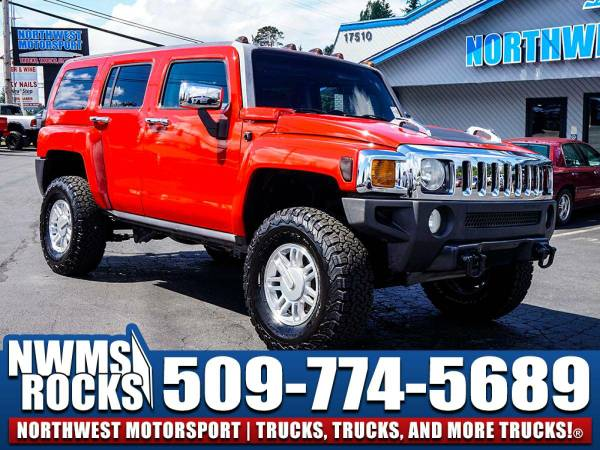 2006 *Hummer H3* 4x4 - 2006 Hummer H3 4x4 SUV with Aftermarket Stereo!
