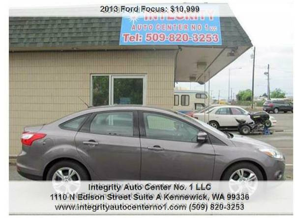 2013 Ford Focus SE**Very Low Miles**AUGUST SPECIAL**