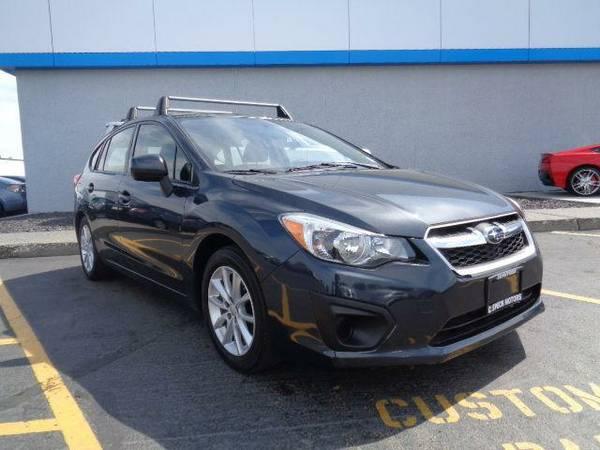 2013 Subaru Impreza Wagon Premium 2.0i!