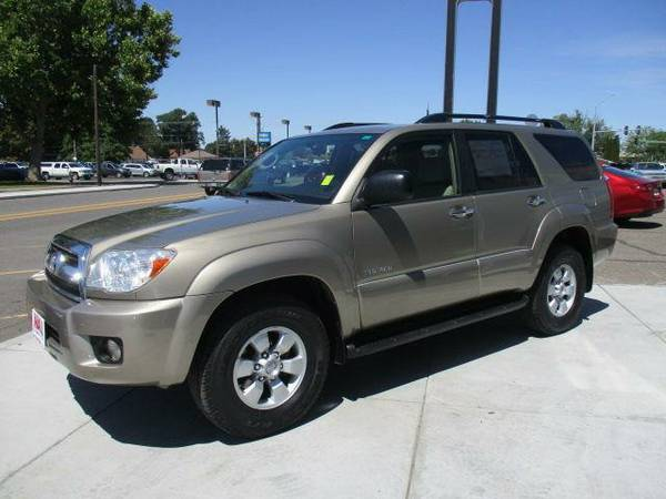 2007 Toyota 4Runner w/ Under 70k Miles!