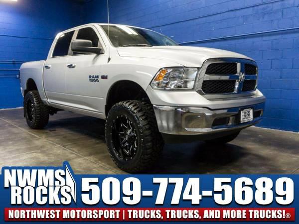 Lifted 2016 *Dodge Ram* 1500 SLT 4x4 -