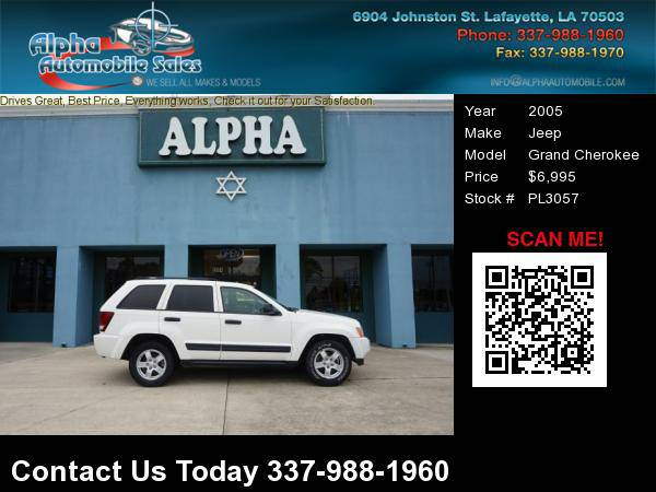2005 Jeep Grand Cherokee 4 Dr SUV