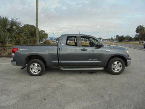 2007 Toyota Tundra SR5 Double Cab 100% Financing & Leasing Available