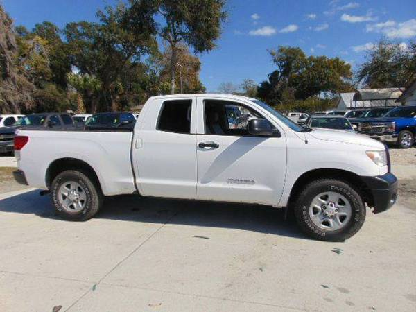 2013 Toyota Tundra Double Cab 4X4 100% Financing & Leasing Available