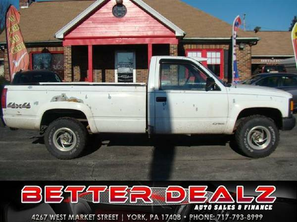 1992 Chevrolet 1500 Reg. Cab 4WD - (Wholesale Deal, MAKE OFFER!!!)