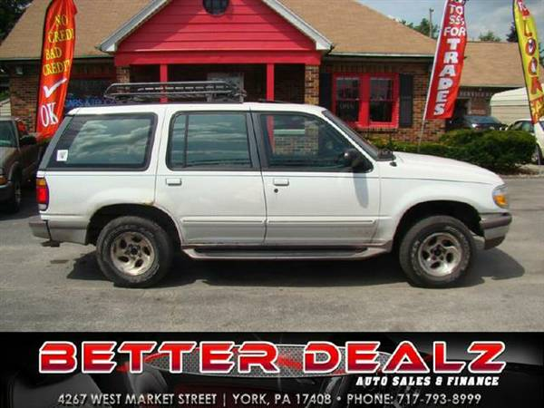 1996 Ford Explorer 4WD (Fresh Trade, WHOLESALE DEAL< MAKE OFFER)
