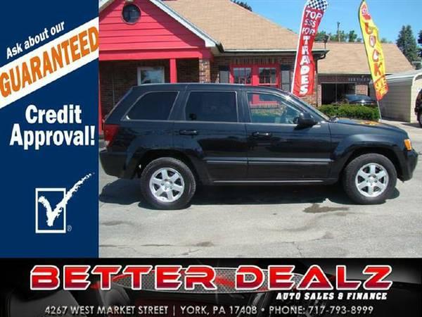 2008 Jeep Grand Cherokee Laredo 4WD - (Guaranteed Credit Approval!!)