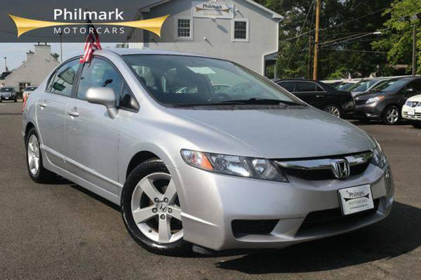 2009 *Honda* *Civic* *Sedan* LX-S Sedan 5-Speed AT Moving Units! $795