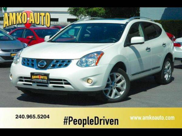 2013 *Nissan* *Rogue* S We can get you approved! Call Today!