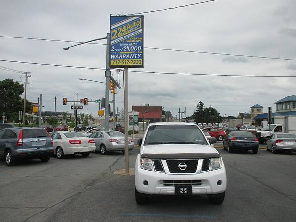 09 NISSAN PATHFINDER LE 4X4 GUARANTEED CREDIT APPROVAL CHEAP SUV!!!!!!