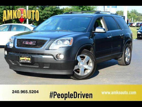 2011 *GMC* *Acadia* SLT-1 We can get you approved! Call Today!