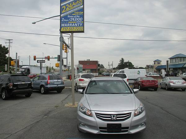 2012 HONDA ACCORD EXL ONLY 20,000 MILES PERFECT HONDA 4 U 2 BUY TODAY!