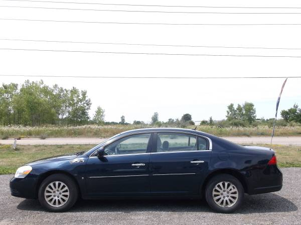 2007 BUICK LUCERNE CX, 6CYL, 3800 ENGINE, AUTO
