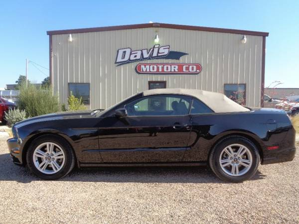 2014 Ford Mustang Convertible V6 Auto Warranty Clean CarFax