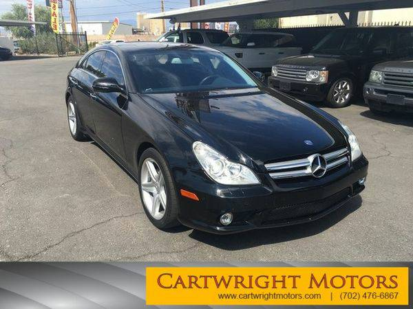 2009 *Mercedes-Benz* *CLS550* 5.5L ***Financing Available***