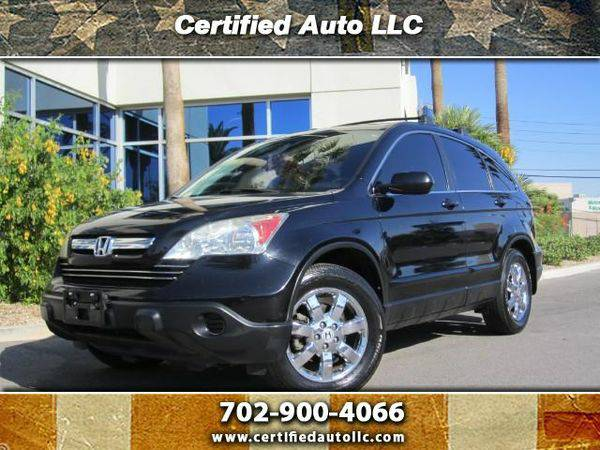 2009 *Honda* *CR-V* EX-L 2WD AT with Navigation -EZ Finance, Warranty