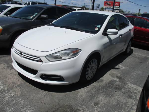 2013 DODGE DART $600 DOWN ALOHA USED CARS