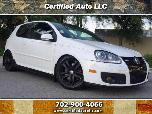 2008 *Volkswagen* *GTI* 2.0T Coupe -EZ Finance, Warranty